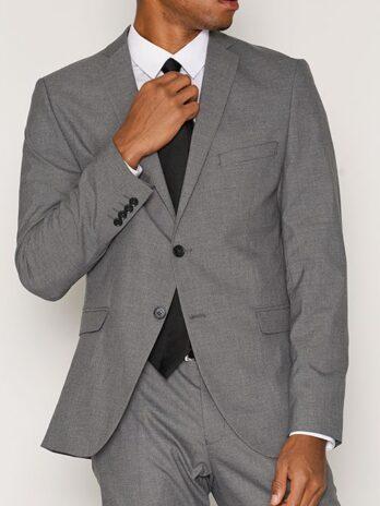 Grey Blazer No